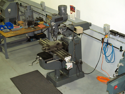 kbc milling machine